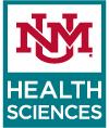 לוגו אופקי של UNM