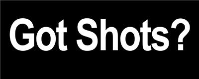 Logotipo de Got Shots