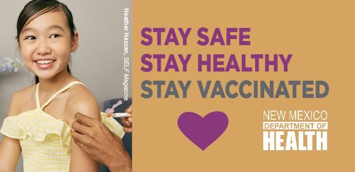 Mantente seguro mantente vacunado