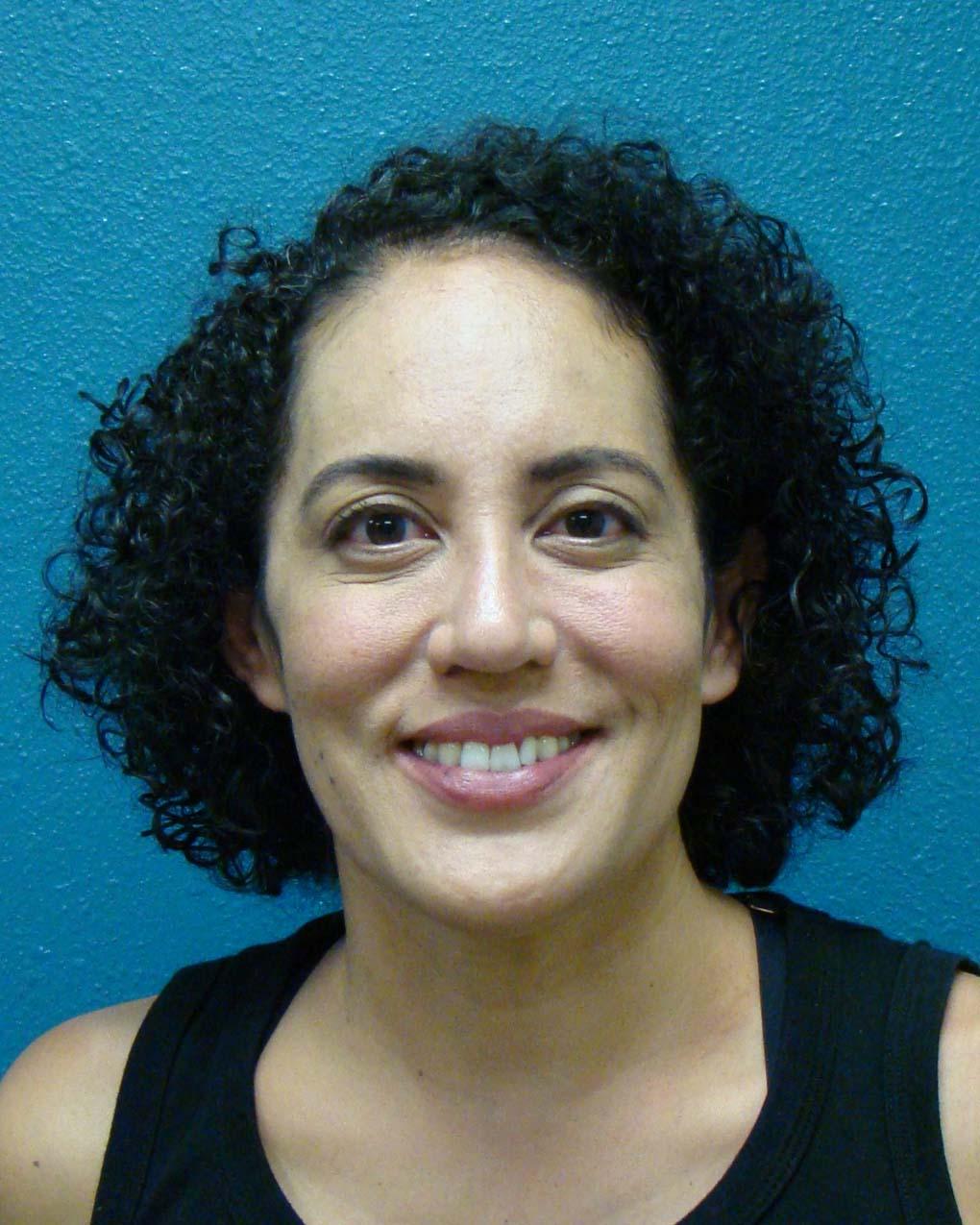 Kopfschuss Christina Sanchez Quinata.