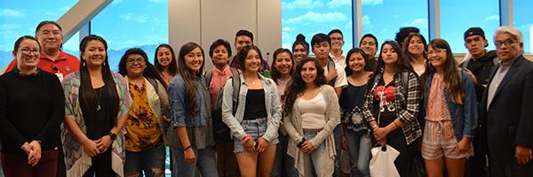 Estudiantes de SPA.