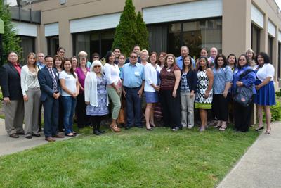 Participantes de UST CHAW