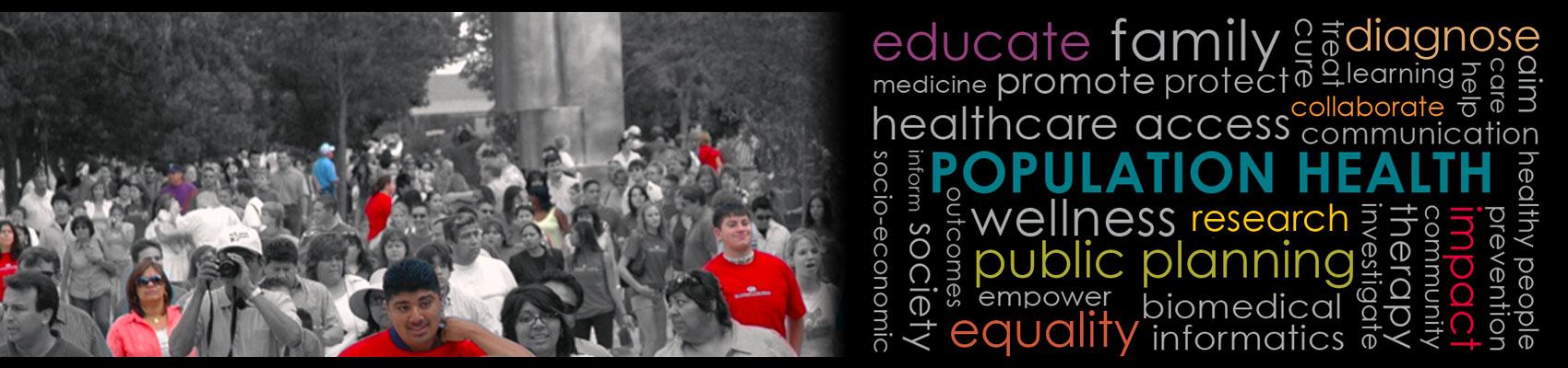 UNM CoPH Photo Banner