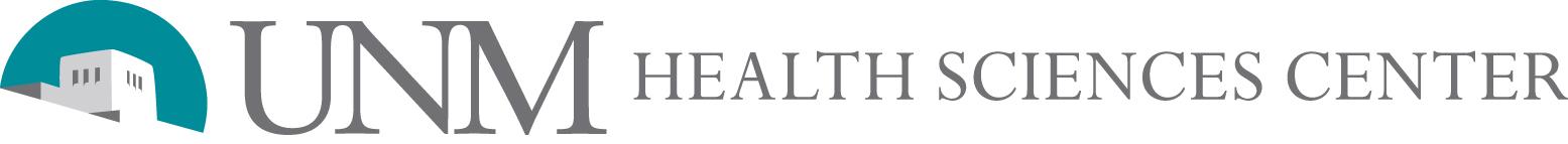 The University of New Mexico Health Sciences logo