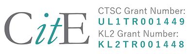 ID de subvención CTSC