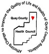 Logotipo del condado de Quay