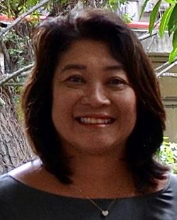 Foto de la Prof. Dra. Lúcia Izumi Nichiata