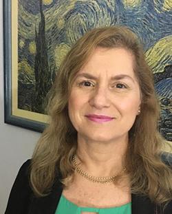 Foto de la Prof. Dra. María Clara Padoveze