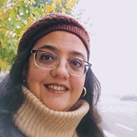 Liudmila MiyarOtero博士の写真