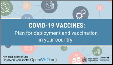 vacunas para COVID-19