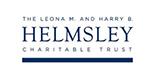 Логотип благотворительного фонда Леоны М. и Гарри Б. Хелмсли
