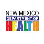 Логотип Департамента здравоохранения Нью-Мексико