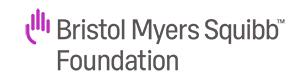Logotipo de la Fundación Bristol Meyers Squibb