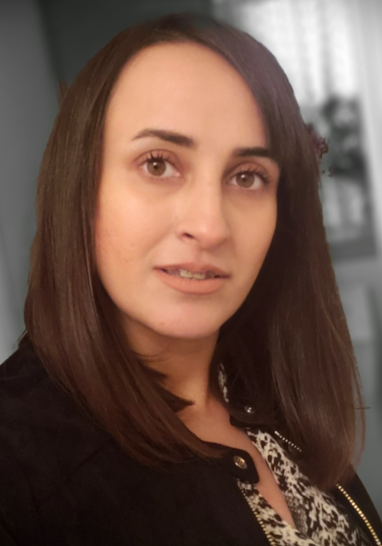 Headshot Rana Alkhafaji