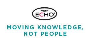 Imagen de logo y lema. Proyecto ECHO: Mover conocimiento, no personas