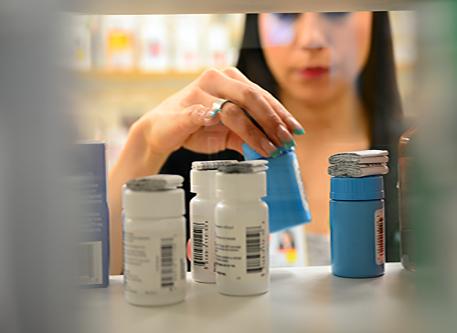 Ֆոնդային դեղատուն, որը գրավում է դեղամիջոցը