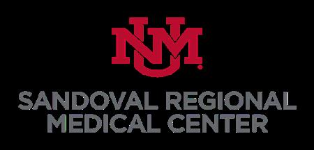 UNM Sandoval Regional Medical Center logo