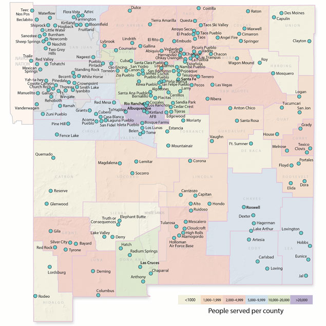 UNM Health System Locations :: UNM Health System | The University of ...