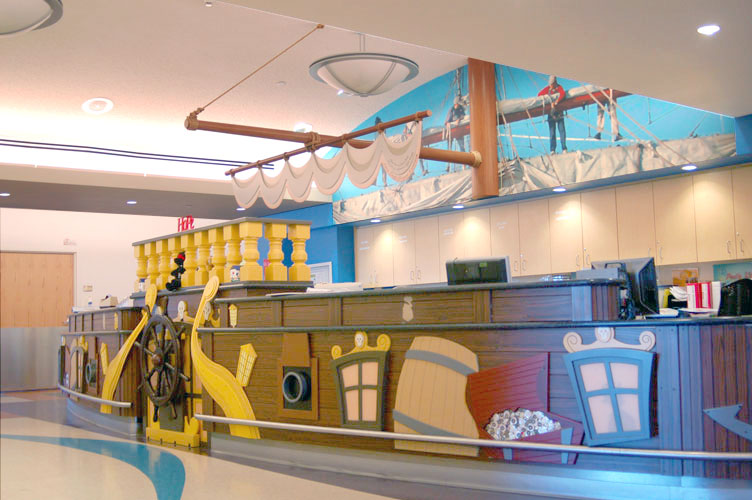 Our General Pediatrics Station