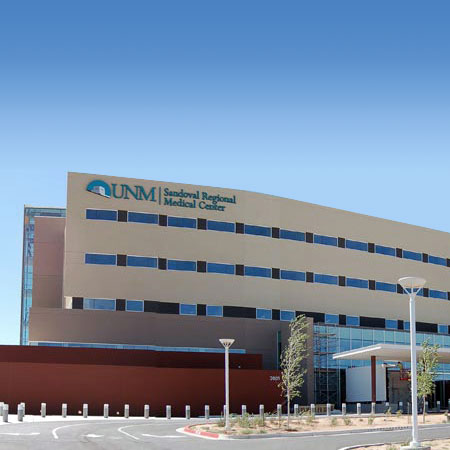UNM Sandoval Regional Medical Center :: UNM Health System