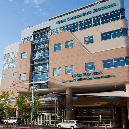 UNM Hospital :: UNM Health System | The University of New Mexico