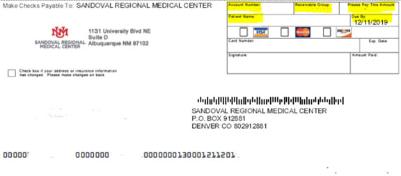 Online Bill Pay :: UNM Health System | The University of New
