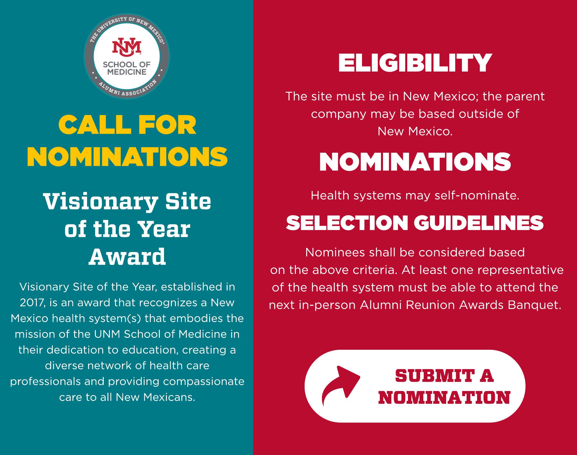 Տարվա տեսլական կայք մրցանակ մրցանակ անվանակարգերի համար