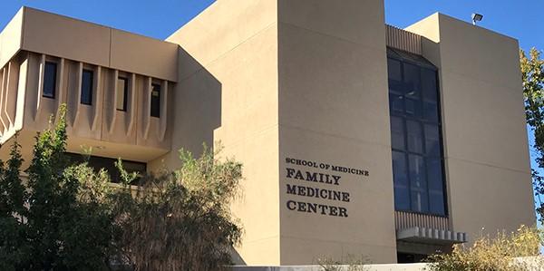 Edificio de Medicina Familiar