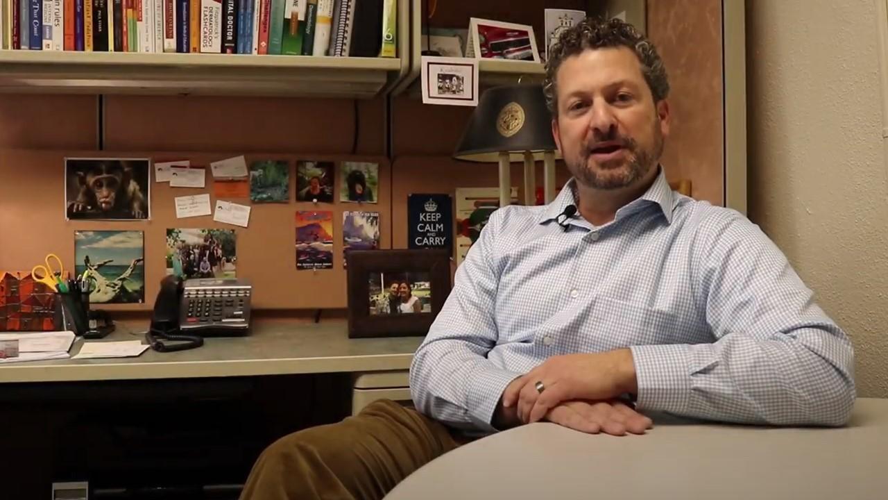Dan Waldman, MD Director del programa de residencia de FM