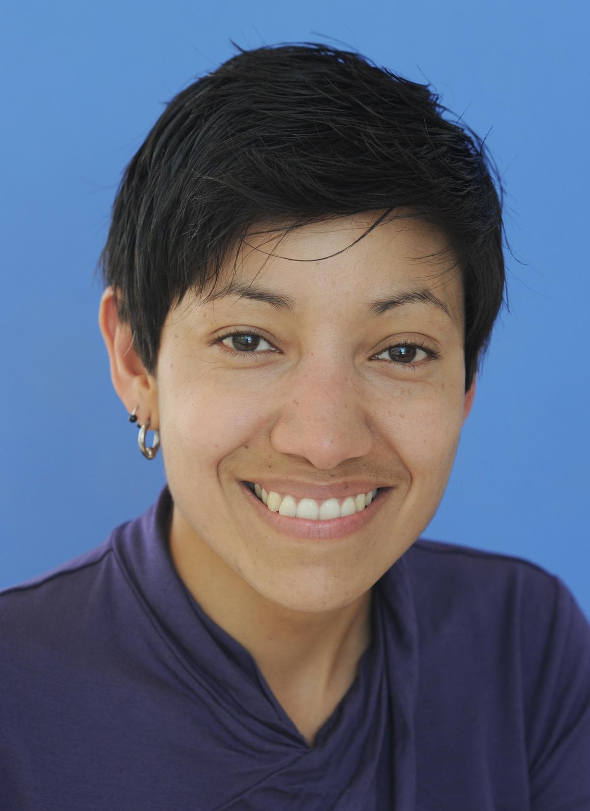 כריסטינה סלאס, דוקטורט