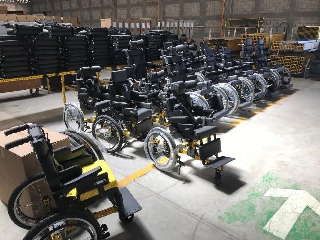 nhà máy xe lăn