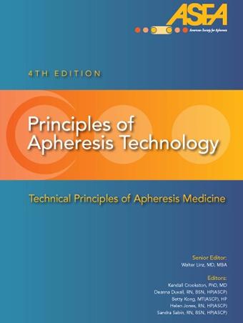 Principios de la tecnología de aféresis