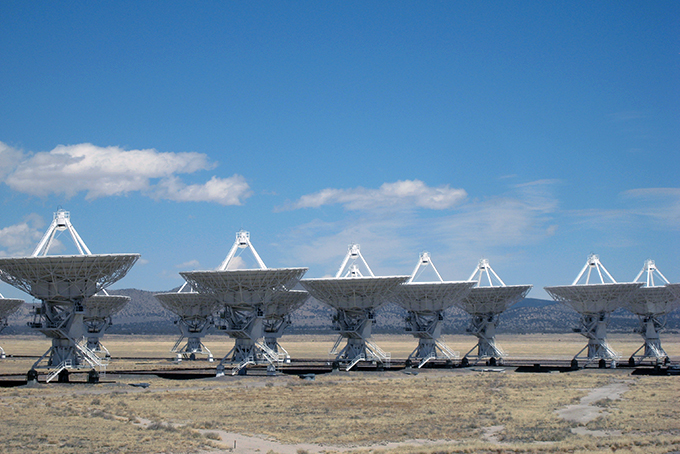 The Very Large Array, Socorro, NM