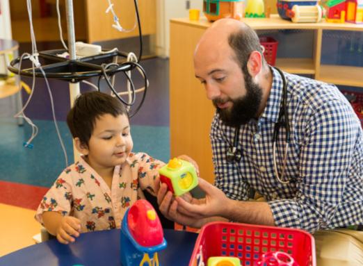 Departamento de Pediatría de la UNM