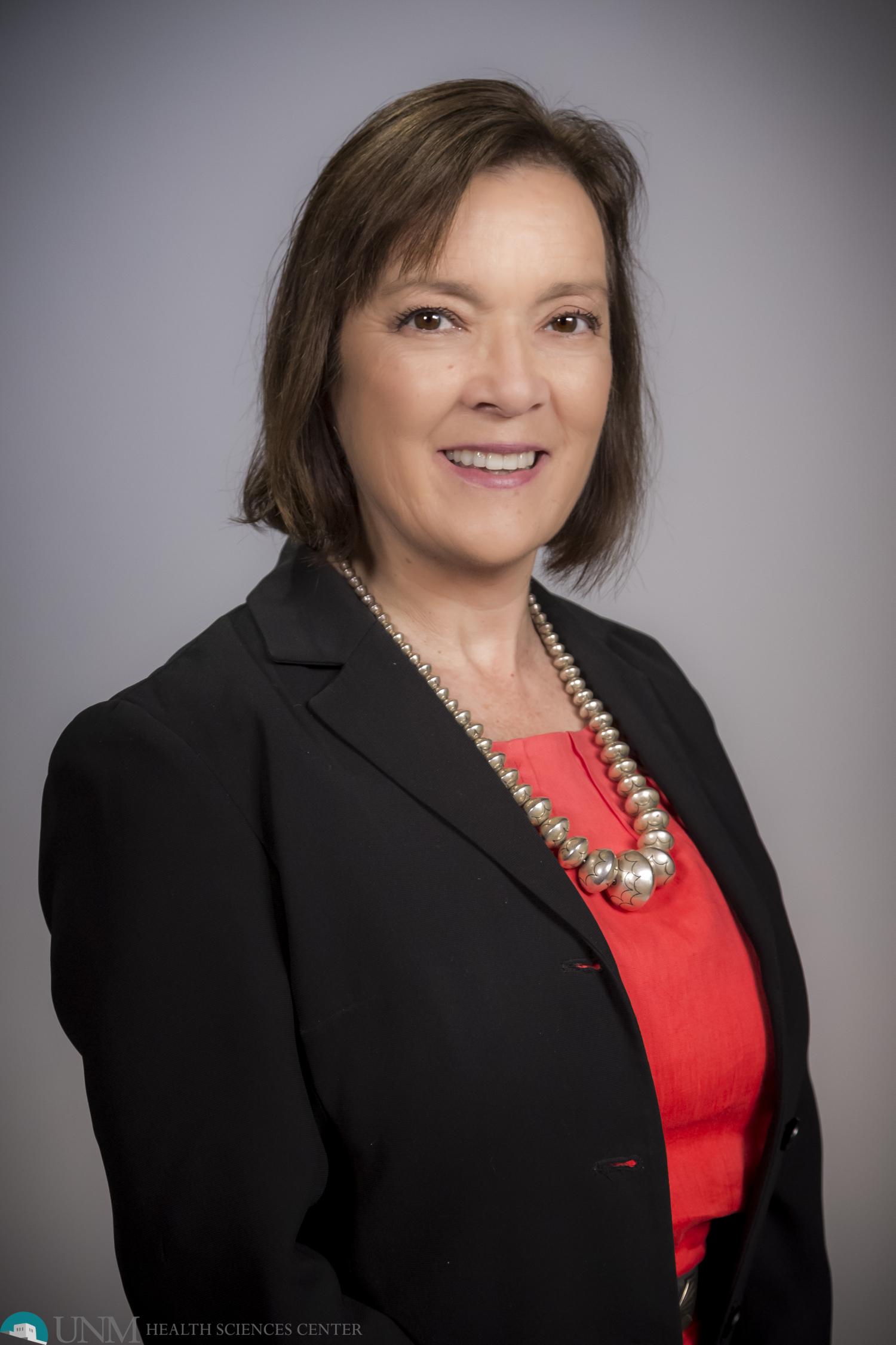 Loretta Cordova de Ortega, presidenta de Pediatría