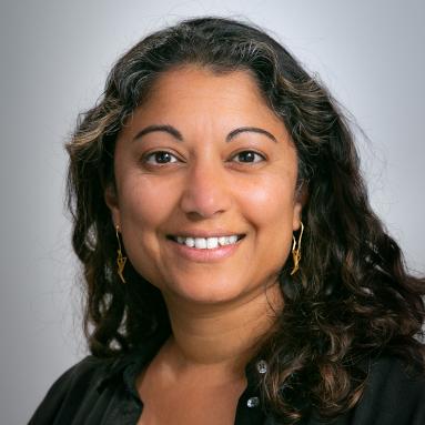 Jackie Fridge, jefa de la División de Gastroenterología