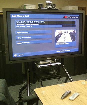 Videoconferencia de telesalud