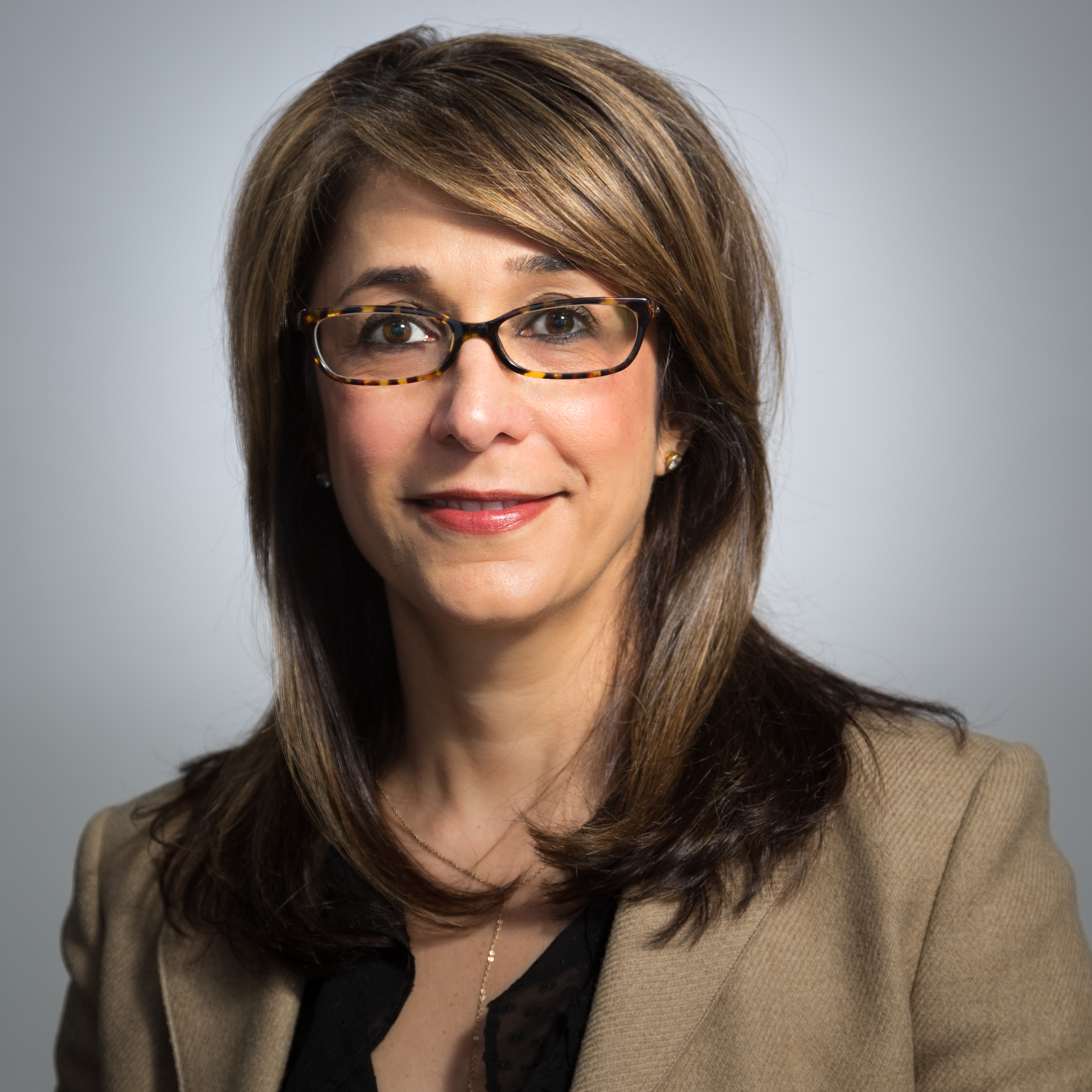 Hengameh Raissy, vicepresidente de investigación pediátrica