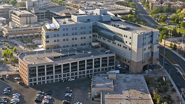 مستشفى جامعة نيو مكسيكو