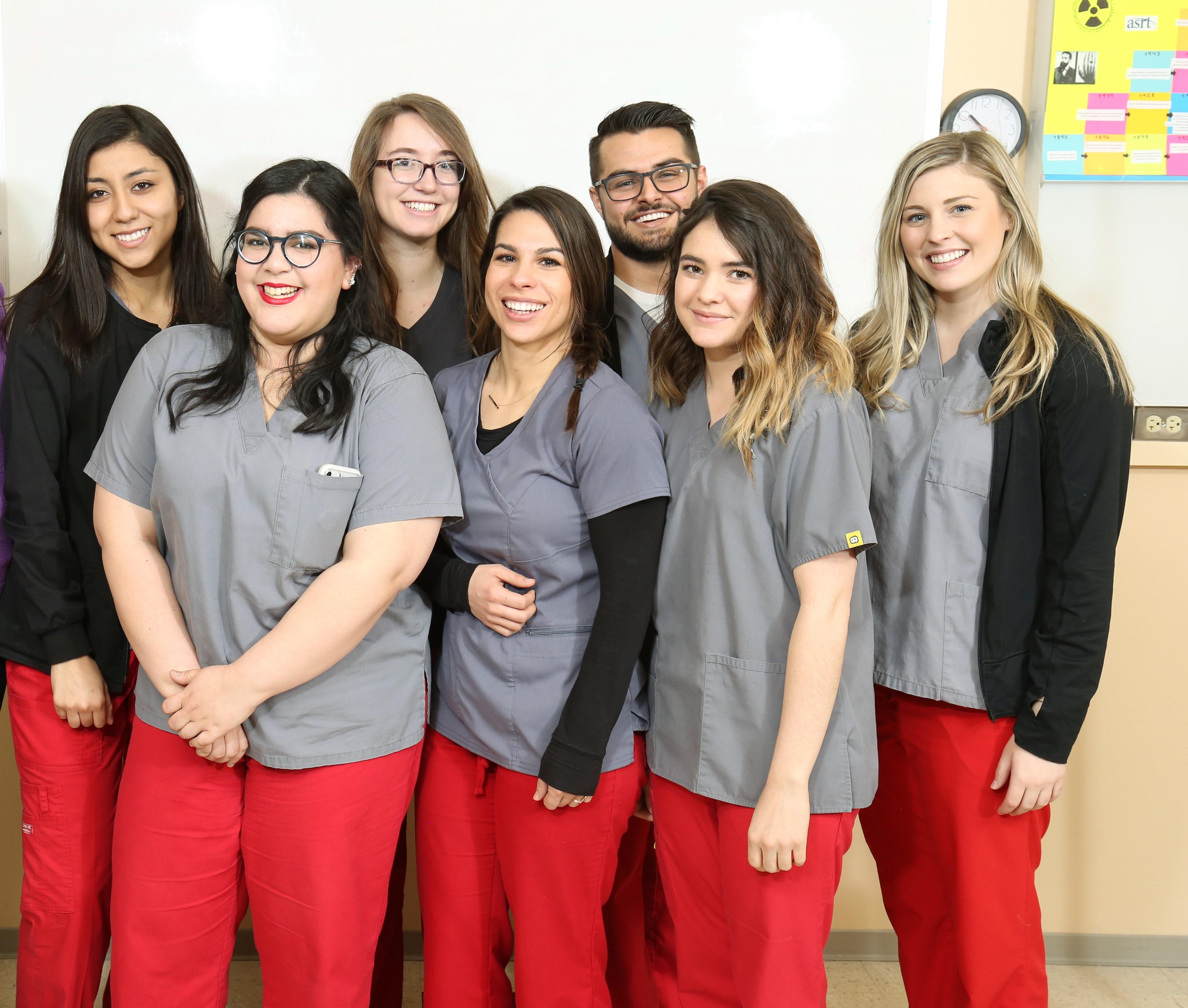 Estudiantes de Nuc Med