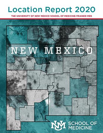 portada del informe de ubicación