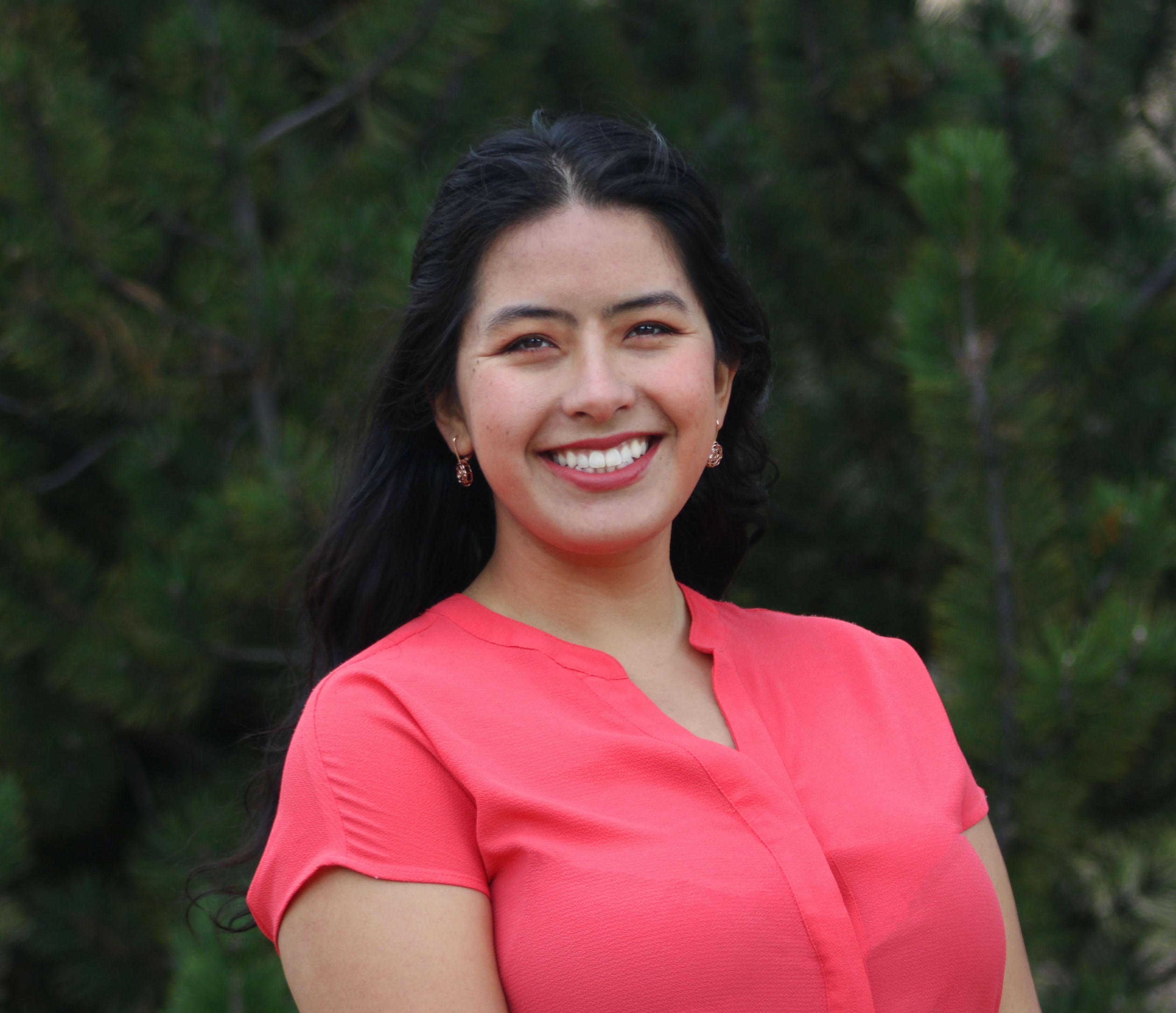 Eliana García, MS IV