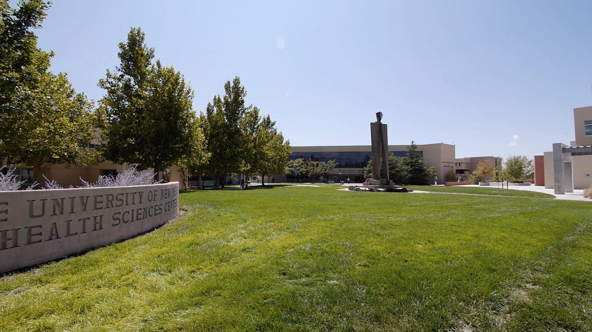 Campus del Centro de Ciencias de la Salud