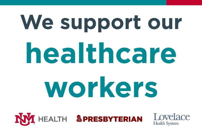 Apoyar a los trabajadores de la salud