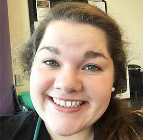 Rebecca Fabian, BSN 2016