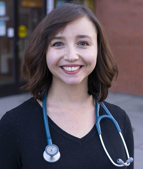 Dott.ssa Kelsea Aragon