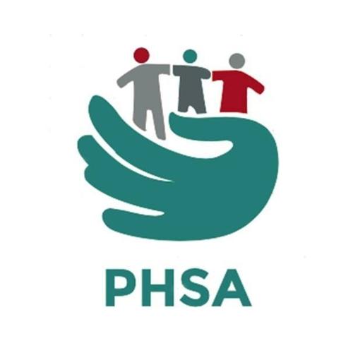 logotipo de phsa