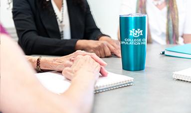 家庭社区医学大楼外观。