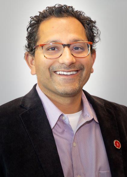 Headshot Shiv Desai