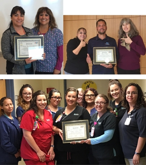 Immunization Champions ::   The University of New Mexico